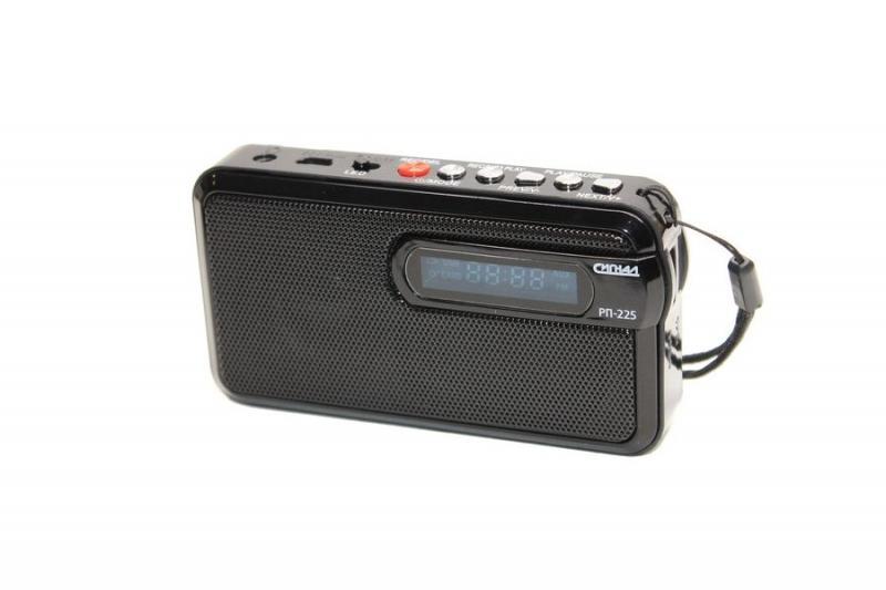 Радиоприемник Сигнал electronics РП-225  - купить со скидкой