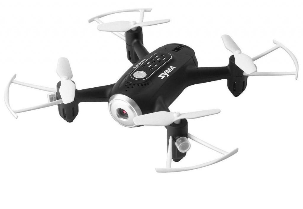 Купить Квадрокоптер Syma X22W Black
