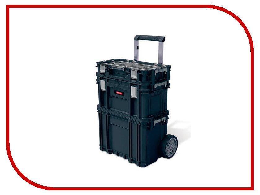 Купить Ящик для инструментов Keter Smart Rolling Work Shop 17203038, Израиль