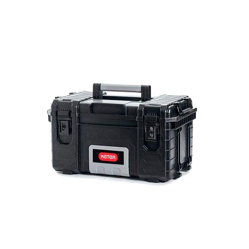 Ящик для инструментов KETER Gear Toolbox (17200382) 56.4x35x31 см 22 ящик для инструментов keter gear tool box 17200382