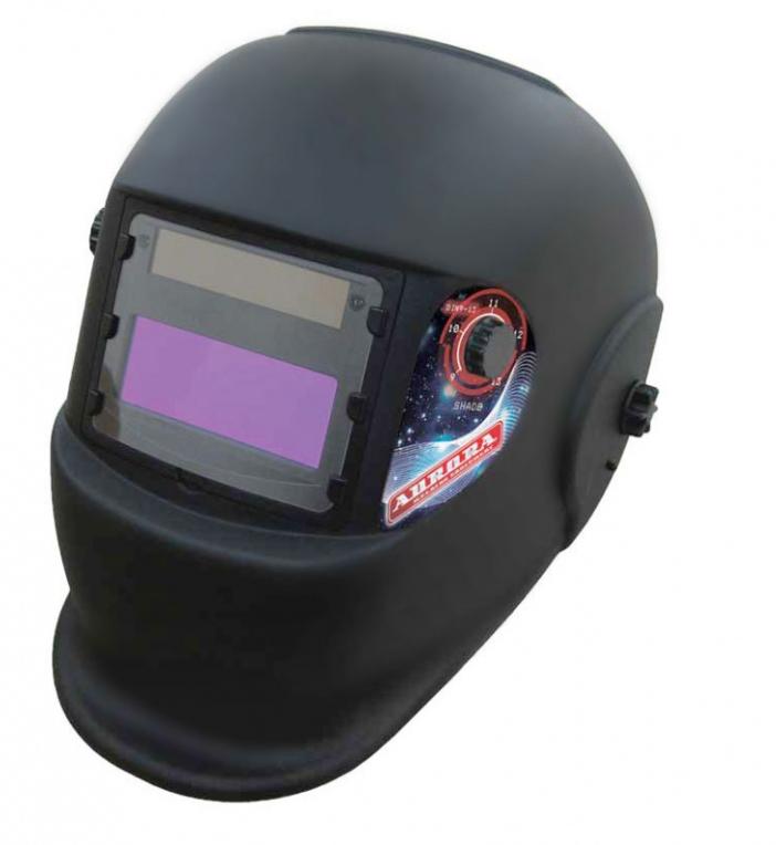маска сварщика foxweld корунд прима Маска сварщика Aurora Хамелеон A998F Black Cosmo