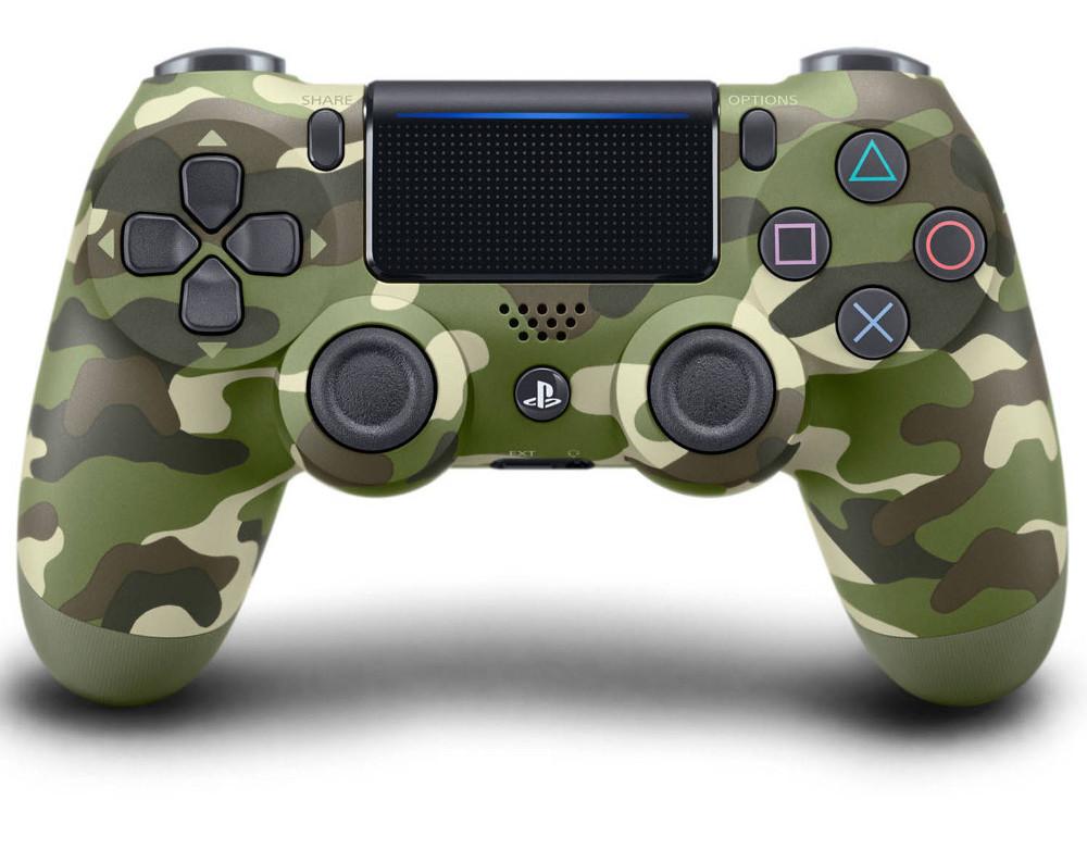 Геймпад Sony DualShock 4 V2 Camouflage CUH-ZCT2E