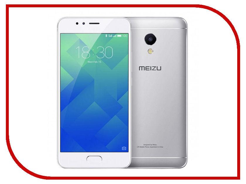 Купить Сотовый телефон Meizu M5S 32Gb Silver