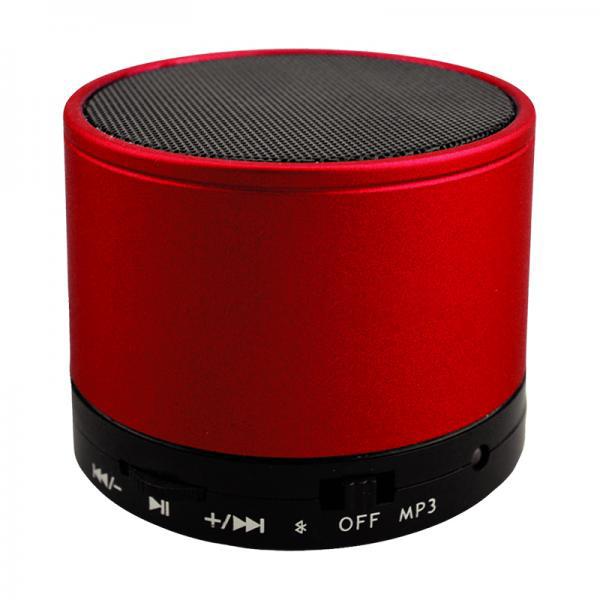 Колонка Perfeo Can Red PF-BT-CN-RD  - купить со скидкой