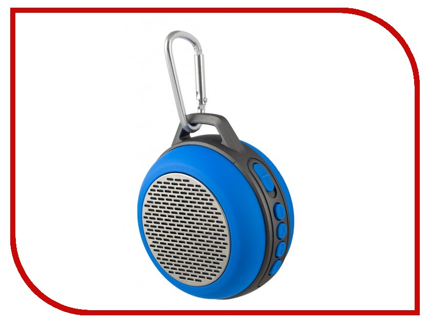 Купить Колонка Perfeo Solo Blue PF-BT-SOLO-BL