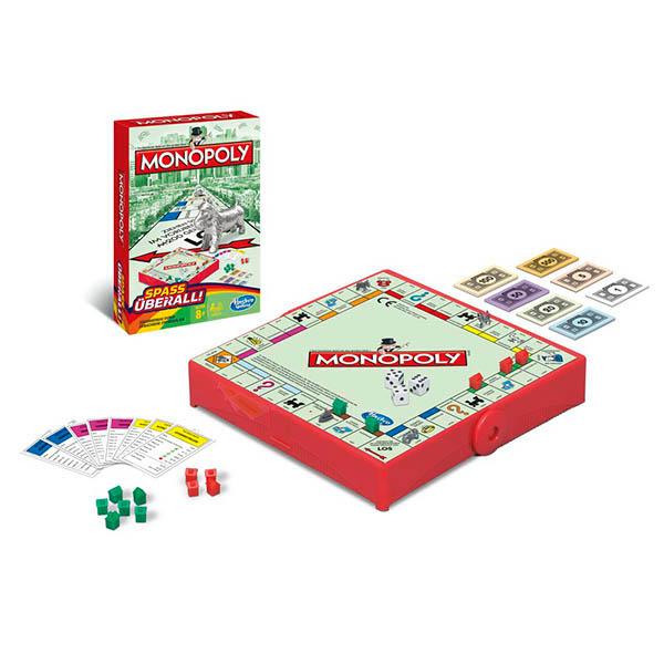 Игрушка Hasbro Games Монополия Дорожная B1002