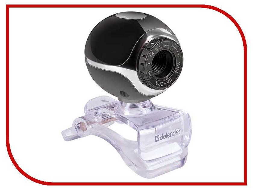 Купить Вебкамера Defender C-090 Black 63090