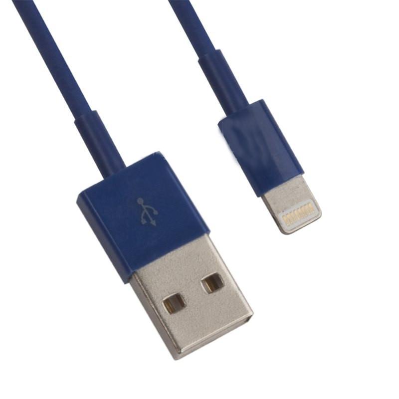 Фото - Аксессуар Liberty Project Кабель USB - Lightning Blue 0L-00002541 аксессуар чехол samsung galaxy a3 2017 caseguru magnetic case azure blue 99866