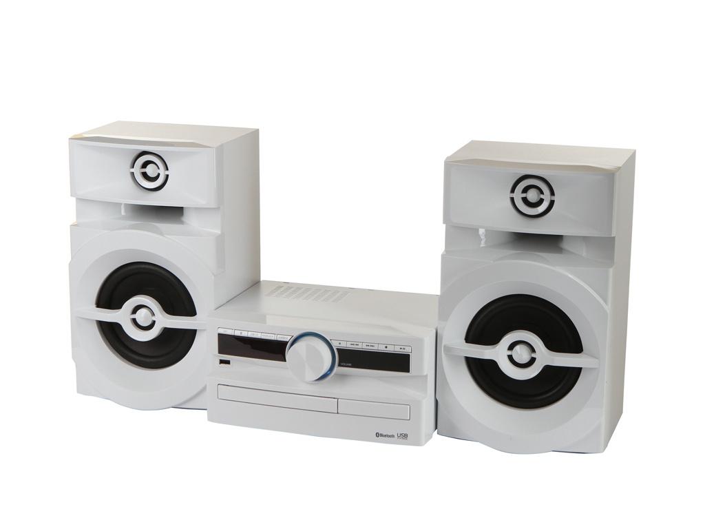 Минисистема Panasonic SC-UX100EE-W музыкальный центр panasonic sc ux100ee k