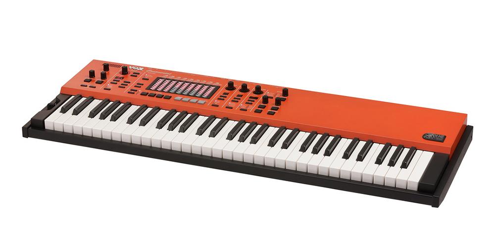 синтезатор yamaha psr s670 Синтезатор VOX Continental 61