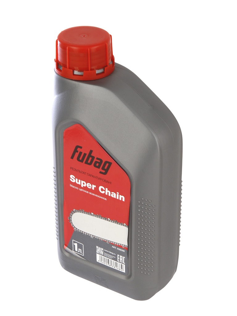combat super spray plus Масло Fubag Super Chain 1L 838268 цепное