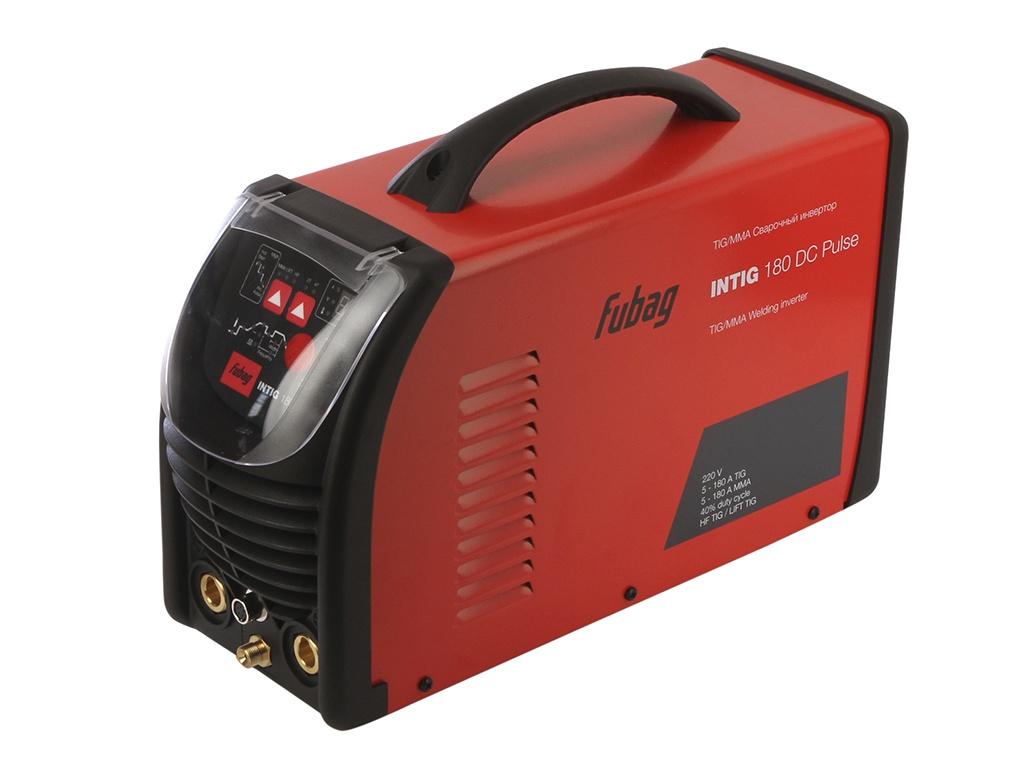 сварочный аппарат brima tig 200 ac dc Сварочный аппарат Fubag Intig 180 DC Pulse с горелкой FB TIG 26 5P
