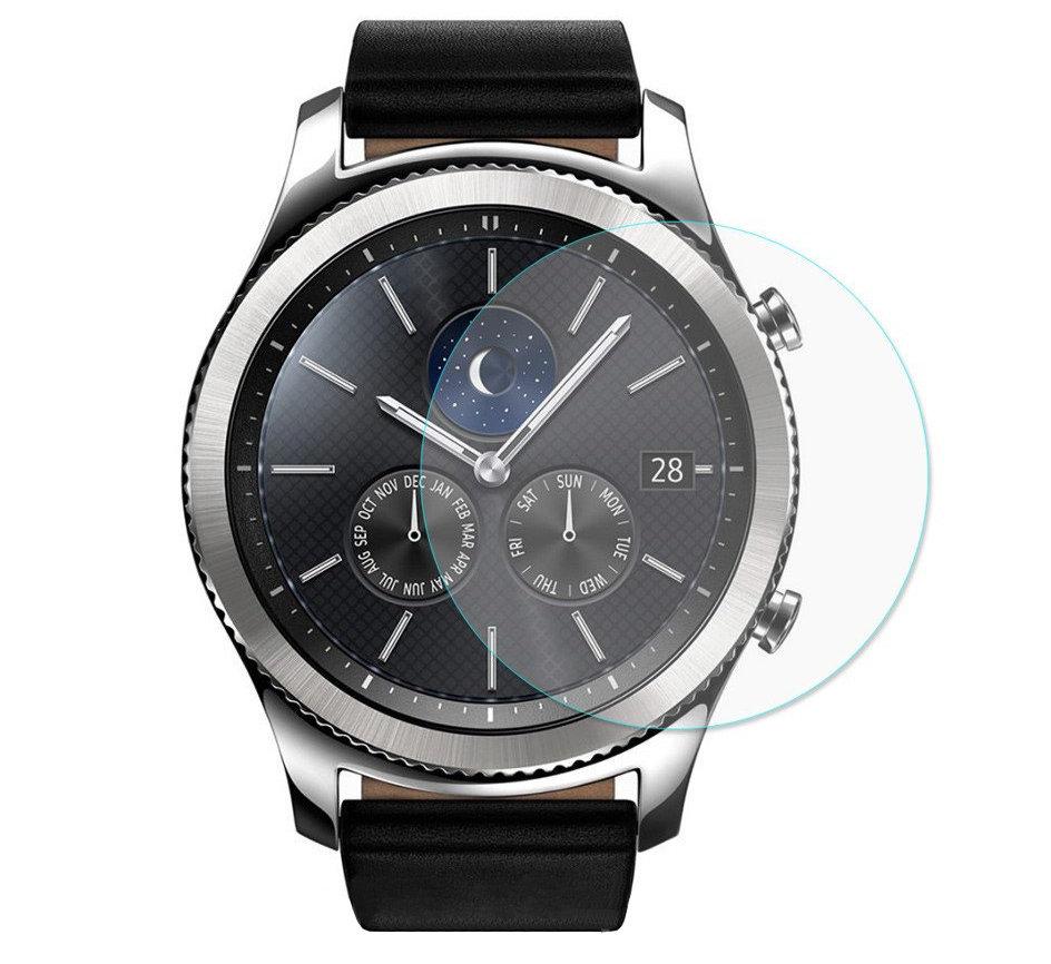 часы цена самсунг gear s Аксессуар Защитное стекло Samsung Gear S3 Classic / Frontier Mobius