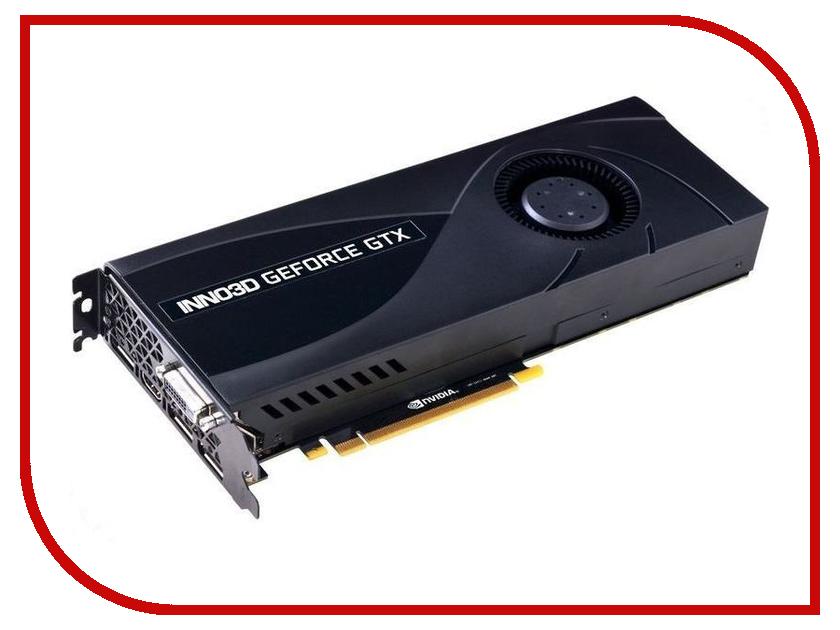 Видеокарта Inno3D GeForce GTX 1070 Jet 1506Mhz PCI-E 3.0 8192Mb 8000Mhz 256 bit 3xDP DVI HDMI HDCP N1070-2DDN-P5DN
