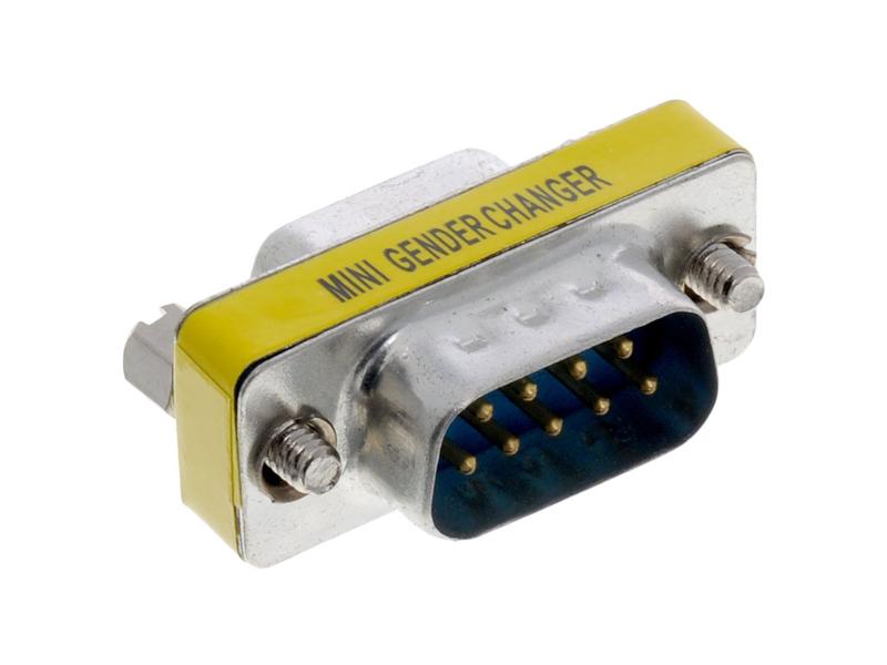 Аксессуар GCR COM RS-232 DB9M - DB9F GC-CV208