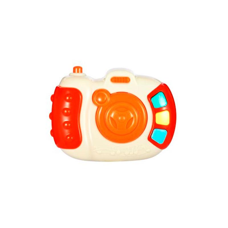 конструктор фотоаппарат Игрушка Жирафики Фотоаппарат 939494