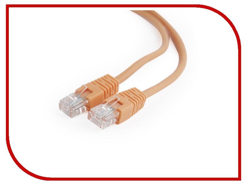 Купить Сетевой кабель Gembird Cablexpert UTP cat.5e 0.25m Orange PP12-0.25M/O