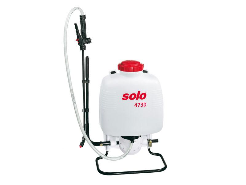 gold solo Опрыскиватель Solo 473 D 12 литров