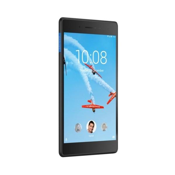Планшет Lenovo Tab 4 TB-7304X ZA330081RU (MediaTek MT8735D 1.3 GHz/1024Mb/16Gb/GPS/LTE/3G/Wi-Fi/Bluetooth/Cam/7.0/1024x600/Android)