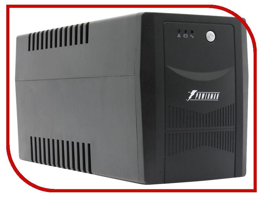 Купить Источник бесперебойного питания PowerMan Back PRO 2000 Plus