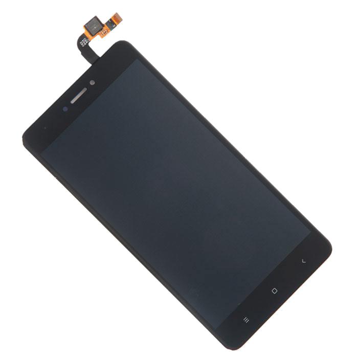 дисплей rocknparts zip для xiaomi mi max 2 black Дисплей RocknParts Zip для Xiaomi Redmi Note 4X Black 573664