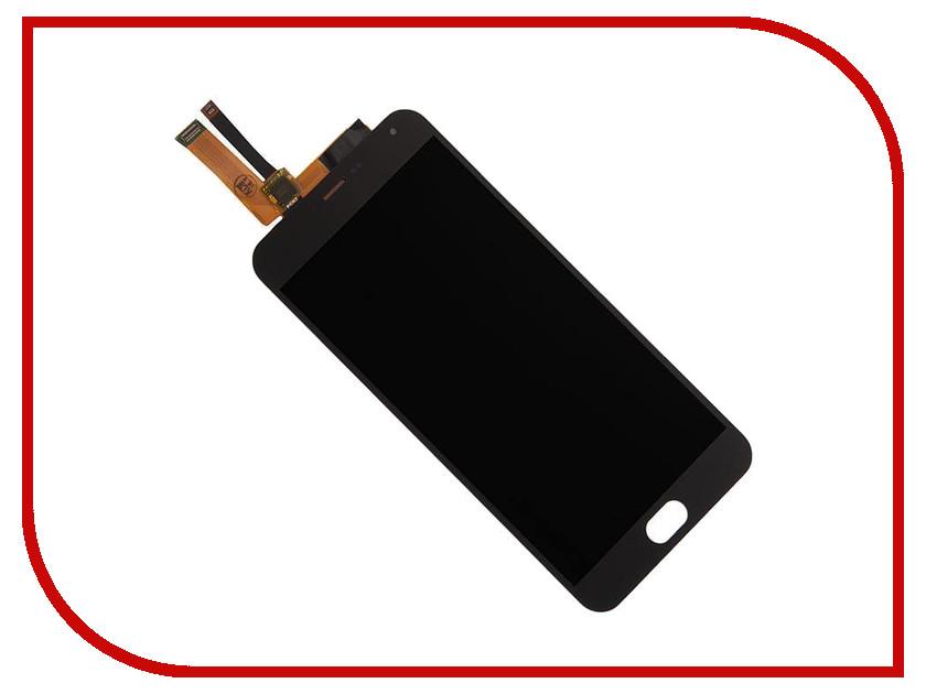 Купить Дисплей RocknParts Zip для Meizu M2 Note Black 441109