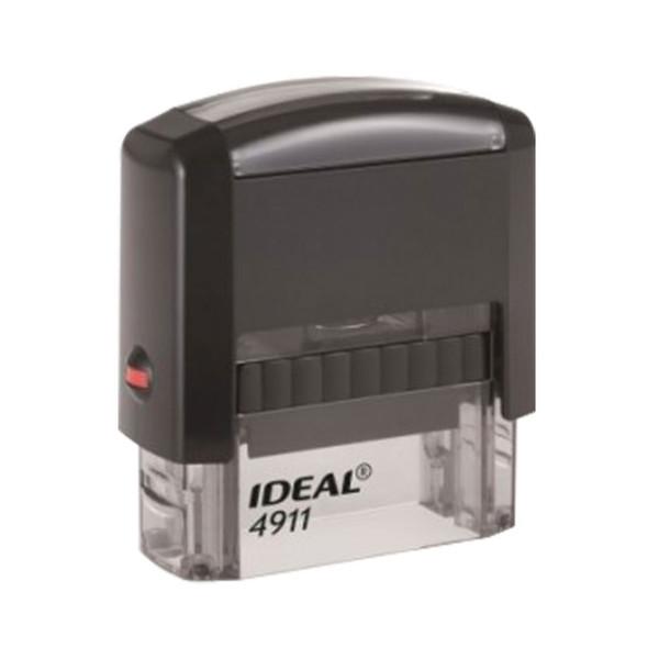 Оснастка для штампа Trodat Ideal 4911 P2 38x14mm Blue