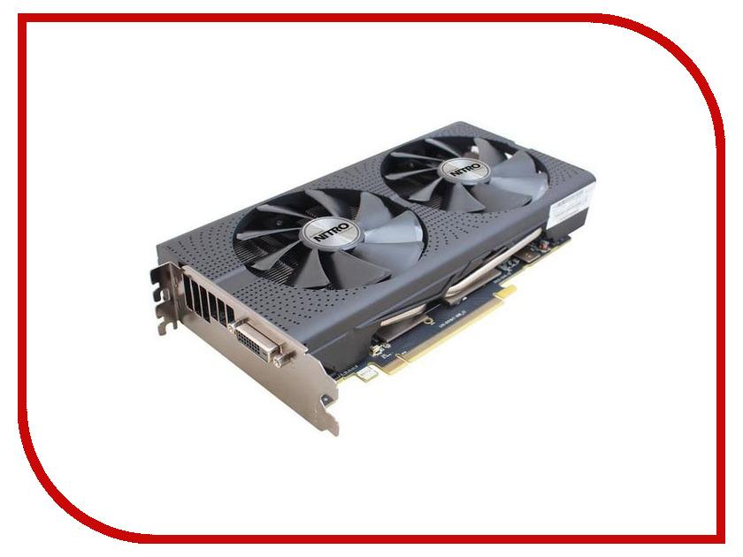 Видеокарта Sapphire Radeon RX 470 4096Mb 11256-28-10G