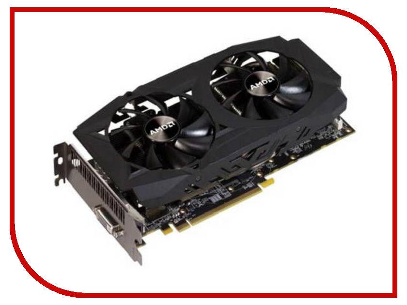 Видеокарта PowerColor Radeon RX 580 1215MHz PCI-E 3.0 8192Mb 8000MHz 256 bit DVI-D AXRX 580 8GBD5-DMV3