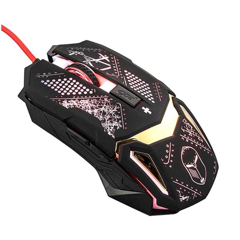 Мышь Qumo Helmet M31