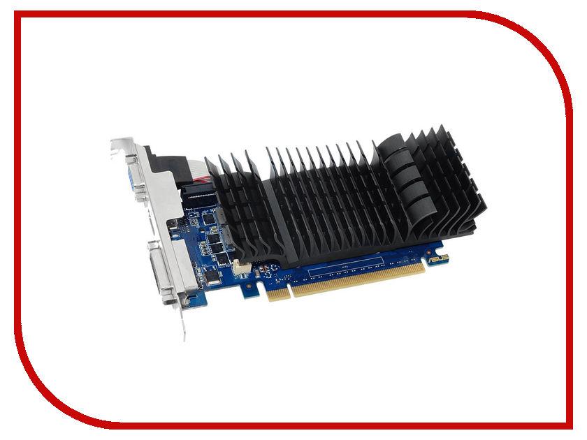Видеокарта ASUS GeForce GT 730 902Mhz PCI-E 2.0 2048Mb 5010Mhz 64 bit DVI HDMI HDCP GT730-SL-2GD5-BRK