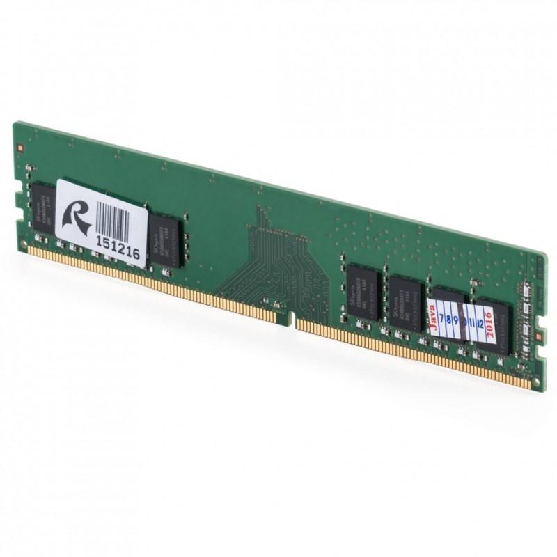 Фото - Модуль памяти Hynix DDR4 DIMM 2400MHz PC4 -19200 CL15 - 8Gb HMA81GU6AFR8N-UHN0 модуль памяти hynix ddr4 dimm 2400mhz pc4 19200 cl15 8gb hma81gu6afr8n uhn0
