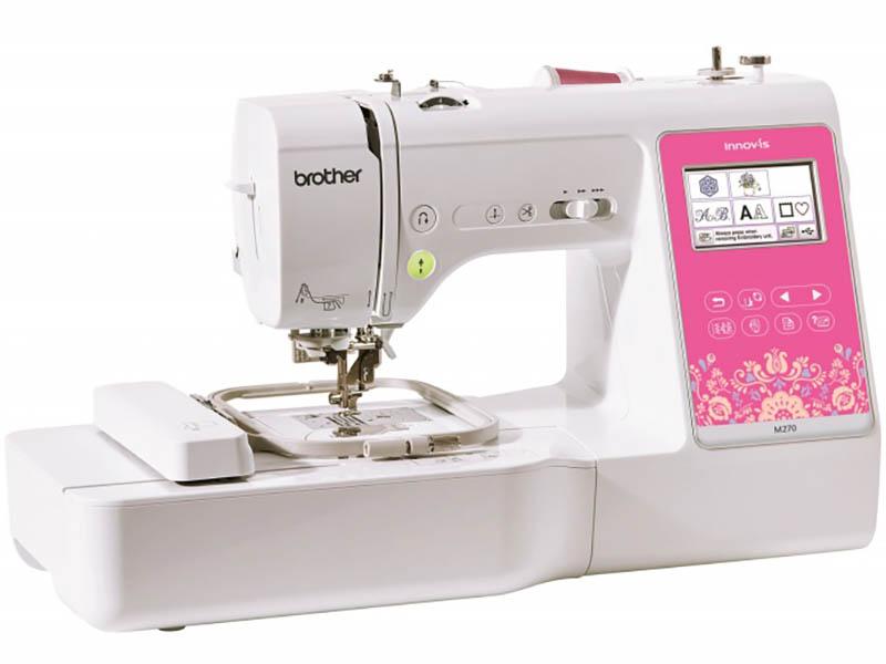 Швейная машинка Brother M270 White-Pink