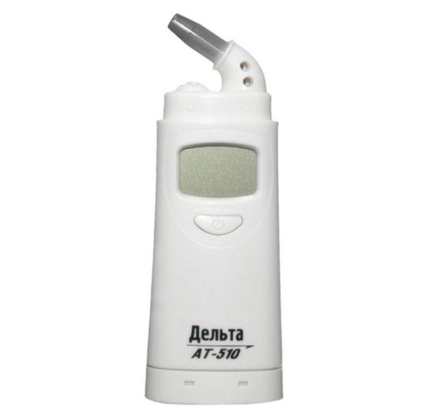 купить алкотестер с электрохимическим сенсором Алкотестер Дельта АТ-510