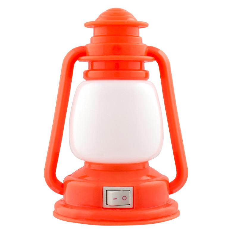 Светильник СТАРТ Лампа 1Led Orange 11748