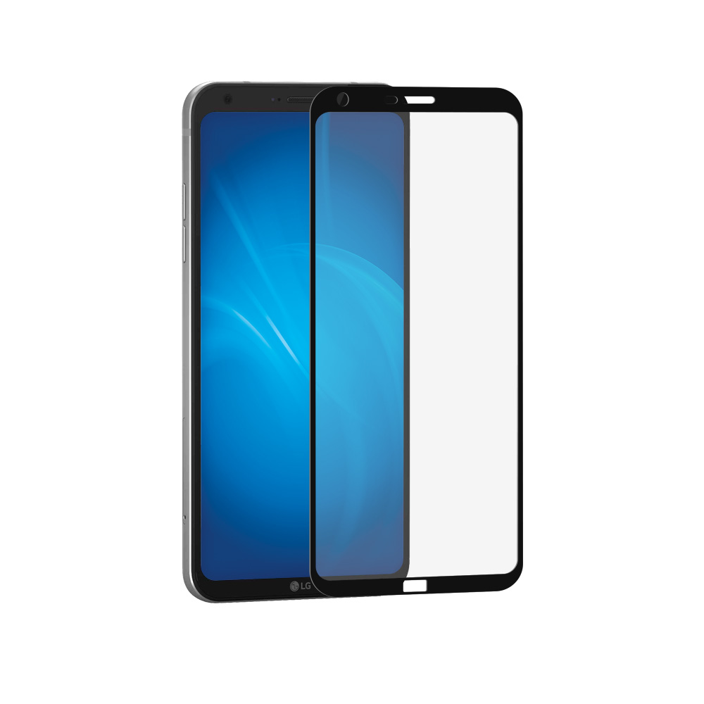 wifi модуль для телевизора lg купить Аксессуар Защитное стекло для LG G6 H870DS Zibelino TG Full Screen 0.33mm 2.5D Black ZTG-FS-LG-G6-BLK