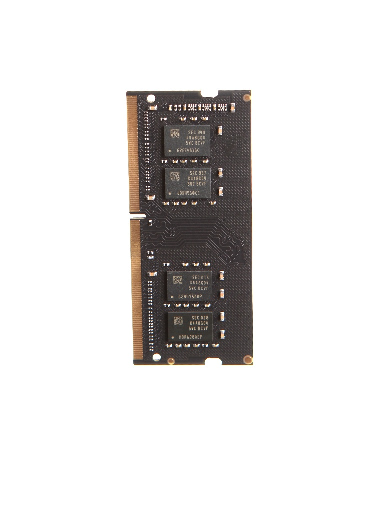 Модуль памяти Foxline DDR4 SODIMM 2400MHz PC4-19200 CL17 - 8Gb FL2400D4S17-8G