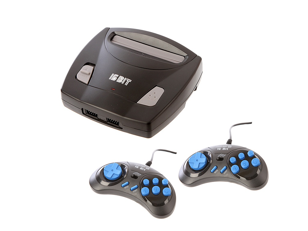 Купить Игровая приставка SEGA Magistr Drive 2 lit + 98 игр