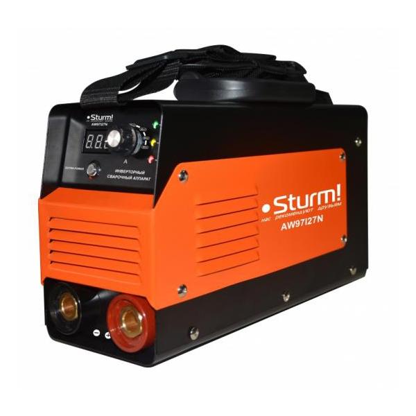 сварочный аппарат sturm aw97i125 Сварочный аппарат Sturm! AW97I27N