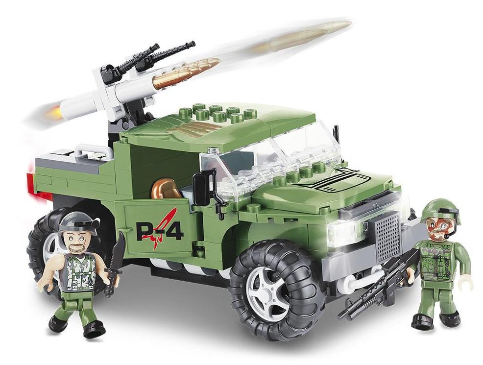 подвесная люстра kl 2336 imx kl 2336 5 p ab Конструктор Cobi Small Army Бронированый автомобиль P-4 200 дет. 2336