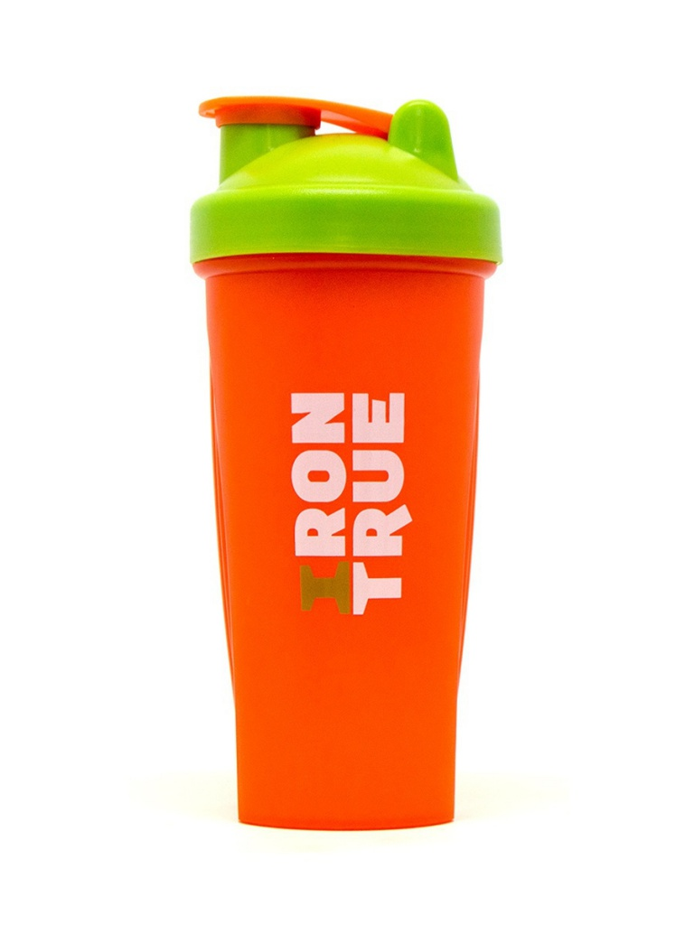 Купить Шейкер Irontrue ITS901-600 700ml Orange-Green-Orange