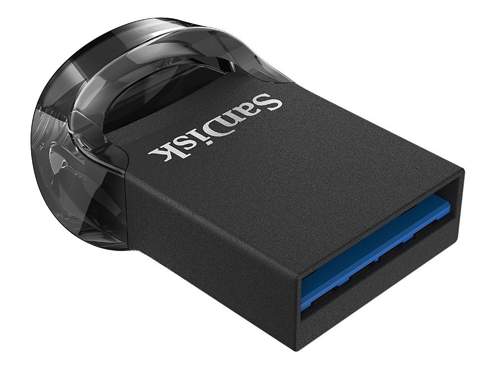 Фото - USB Flash Drive SanDisk Ultra Fit USB 3.1 128GB флеш память sandisk ultra fit 128gb usb 3 1 g1 чер sdcz430 128g g46