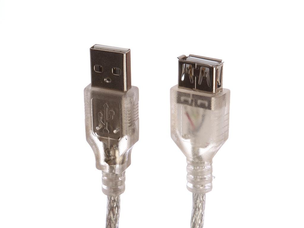 Аксессуар Gembird Cablexpert Pro USB 2.0 AM/BM 1.8m Transparent CCF-USB2-AMBM-TR-6 аксессуар gembird cablexpert pro usb 2 0 am bm 1 8m transparent ccf usb2 ambm tr 6