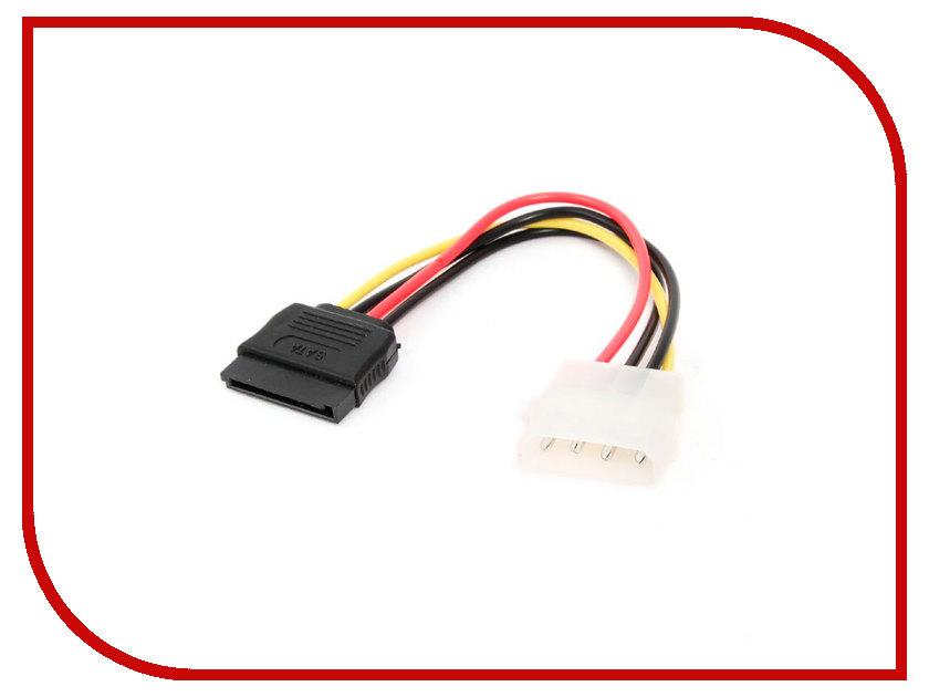 Купить Аксессуар Кабель питания Gembird Cablexpert Molex - SATA 15cm CC-SATA-PS