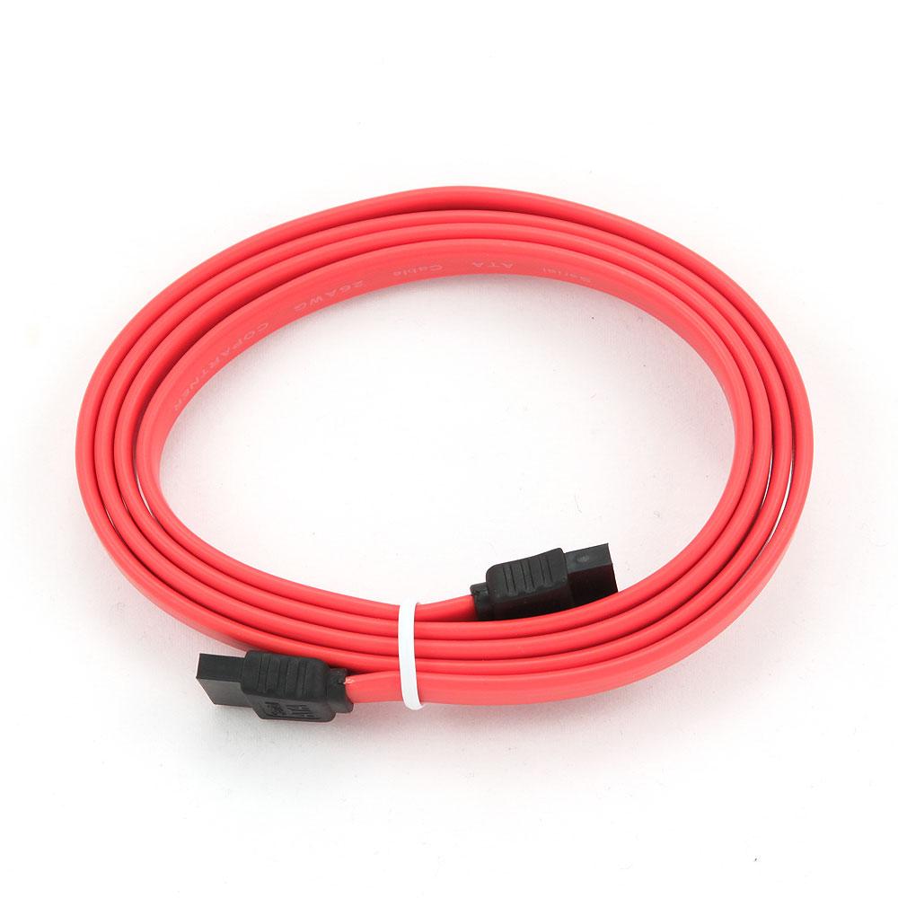 Аксессуар Кабель Gembird Cablexpert SATA 100cm CC-SATA-DATA-XL  - купить со скидкой