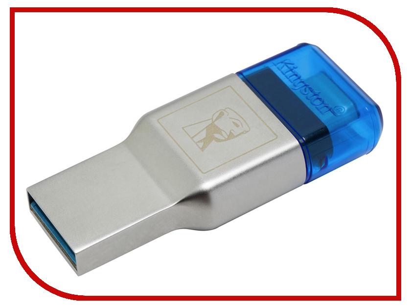 Купить Карт-ридер Kingston FCR-ML3C