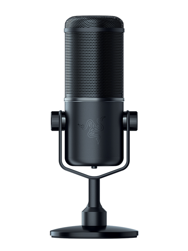 Микрофон Razer Seiren Elite RZ19-02280100-R3M1 микрофон razer seiren x черный [rz19 02290100 r3m1]