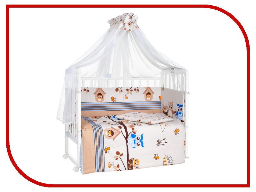 Купить Комплект Sweet Baby Allocco Сатин Marrone 412844
