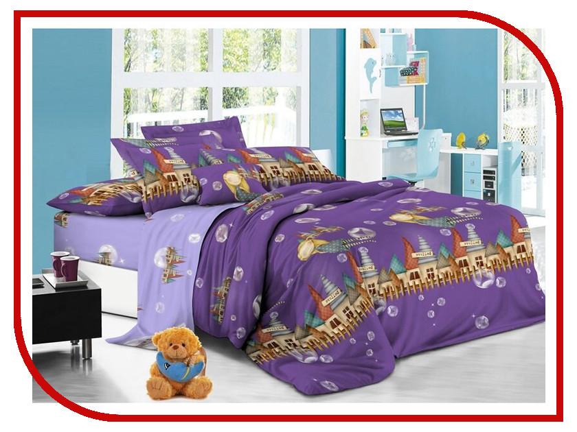 Постельное белье Sweet Baby Grande Castello Комплект 1.5 спальный Поплин 412626  - купить со скидкой