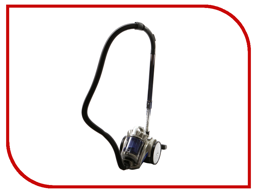 Купить Пылесос Kitfort KT-522-2 Grey-Blue